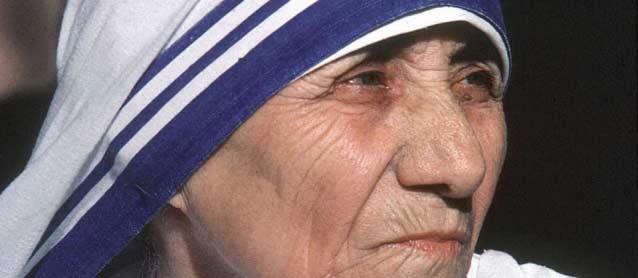 Santa Teresa de Calcuta, el rostro de una mujer incansable